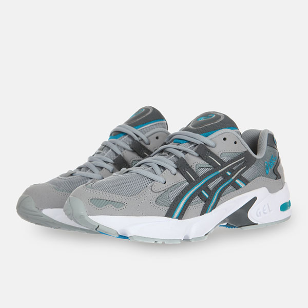 Мужские кроссовки ASICS Tiger Gel-Kayano 5 Og Mid Grey/Steel Grey 8496-5