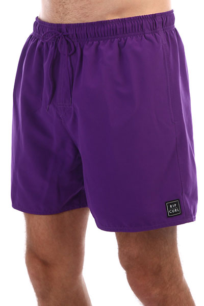 Шорты Rip Curl Volley Fly Out 16' Purple
