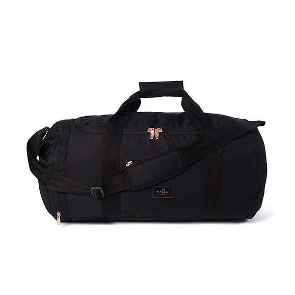 Сумка спортивная Rip Curl Large Pckbl Duffle Rose Black